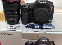 للبيع كاميره كانون 5D iii