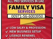 FAMILY VISA SERVICES UAE