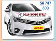 Toyota corolla 2015 Pick and Drop