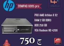 جهاز  HP 6005 PRO بإمكانيات ممتازة