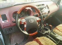 New Toyota Hilux in Baghdad