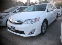 Toyota Camry car for sale 2012 in Al Masn'a city