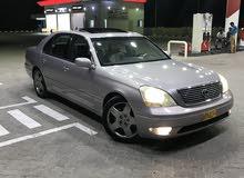 للبيع لكزس430  موديل 2001