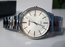 ساعة سيكو ستانليس جديدة للبيع