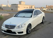Mercedes Benz S55 AMG car is available for sale, the car is in Used condition