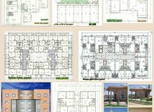 مهندس معماري تصميم مشاريع و فلل