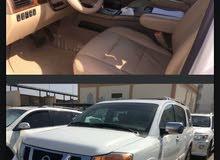 Nissan Armada 2008 For sale - White color