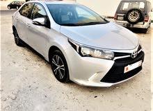 Toyota Corolla X Sport 2016 Model For Sale