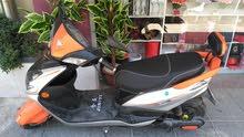 دراجه كهربائيه مستعمله شهرين بحالة الوكاله للبيع