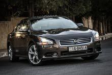 Nissan Maxima  نيسان ماكسيما للبيع او البدل