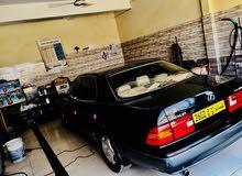 Lexus LS 2000 For sale - Black color