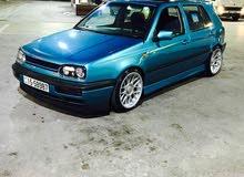 Volkswagen Golf car for sale 1994 in Irbid city