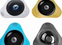 كاميرات مراقبة واى فاى VR