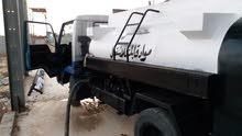 سيارة توزيع وقود ( محطة وقود متنقلة 3000 لتر )