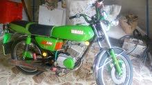 Used Yamaha motorbike in Irbid