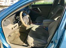تويوتا كامري 2007 بحالة ممتازة لون ازرق سماوي فحص كامل