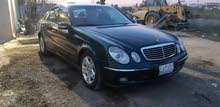 Turquoise Mercedes Benz E 320 2002 for sale