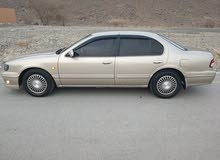 Beige Nissan Maxima 1998 for sale