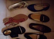 احذية وجذم نسائية