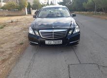 مرسيدس E250 cgi  2011