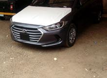 Hyundai Elantra for rent in Cairo