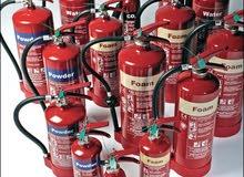 دورات تدريبيه في مجال مكافحة الحريق والانقاد والاخلاء