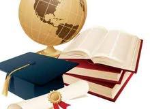 المساعدة في رسائل الماجستير و الدكتوراة و أبحاث النشر و الترقية في كافة التخصصات