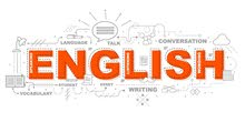 """دورة المحادثة بالانجليزية""""بدون قواعد"""" المستوى الاول -40 ساعة مجانا"""