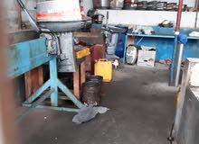 جراج لتصليح المعدات البحريه(وقوارب الصيد) للبيع