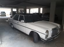 Mercedes Benz E 200 made in 1972 for sale