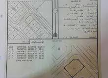 للبيع ارض ف الجرداء 18 مساحه 663