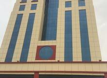 برج طبي 13 طابق بالدمام مرخص مجمع عيادات للإيجار أو البيع لم يعمل أو للإستثمار