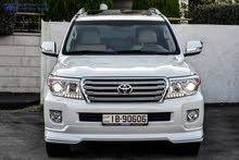 Toyota Land Cruiser car for sale 2013 in Amman city
