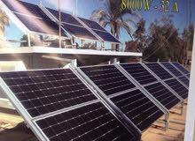تصميم وتركيب أنظمة الطاقة الشمسية
