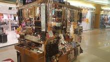 للبيع كشك صغير في دبي مع معدات