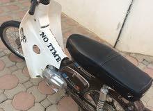 Buy a Honda motorbike made in 2010