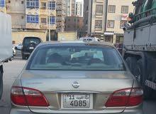 نيسان مكسيما 2004بحالة جيدة جدا للبيع لوجود سيارة الشركة عادي واتساب 6991 2004