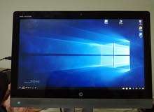 جهاز hp elite one 800 G2 23 .Core I 7