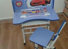 مقاعد دراسية للاطفال
