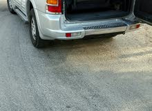Automatic Grey Mitsubishi 2002 for sale