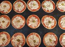 اسطي بيتزا خبرة.