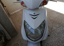Used Yamaha motorbike made in 2014 for sale