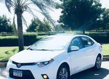 Toyota Corolla car for sale 2014 in Sohar city