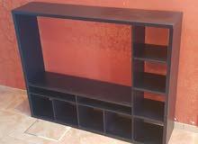 طاولة تلفزيون - وحدة تخزين تلفزيون