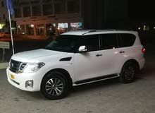 For sale 2012 White Patrol