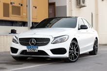 Automatic Mercedes Benz 2017 for sale - Used - Al Batinah city