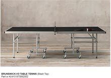 For sale pingpong Brunswick tennis (indoor/ outdoor use)