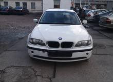 سياره BMW 316 مكيفه درجه اولى 2002