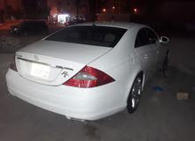 White Mercedes Benz CLS 500 2006 for sale