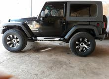 Jeep Wrangler made in 2008 for sale